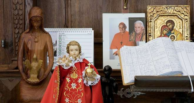 What is the Infant of Prague?