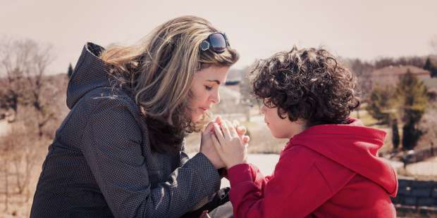 A prayer to ask for protection for your son