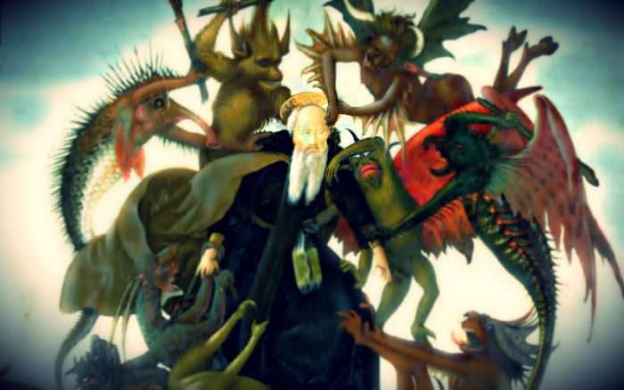 Demons in the Desert: The Epic Spiritual Warfare of St. Anthony the Great