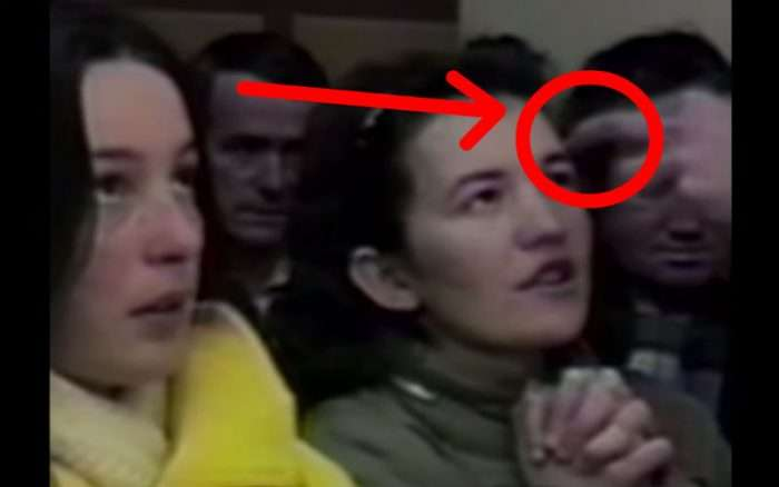 Does This Video Prove the Medjugorje Visionaries Are Faking It?