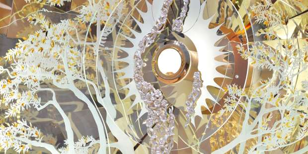 The Eucharistic miracle in Krakow