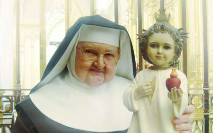 The Mystical Visions of Mother Angelica