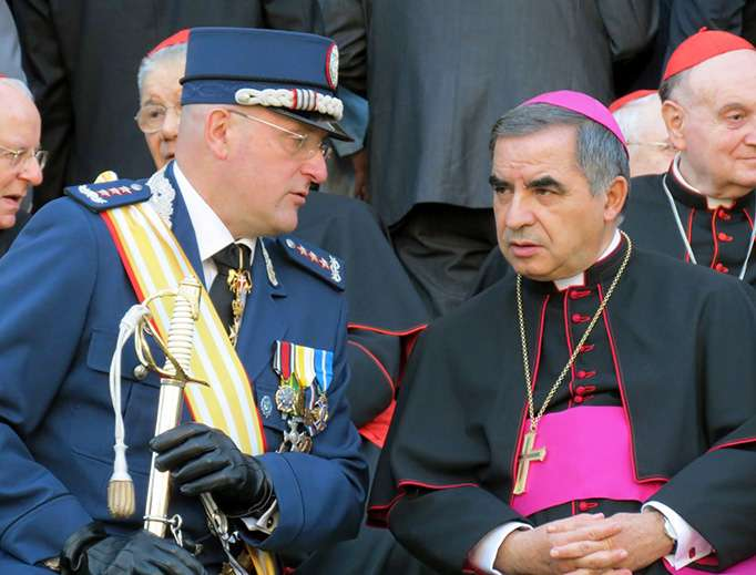 The Mysterious Resignation of Vatican Police Commander Giani
