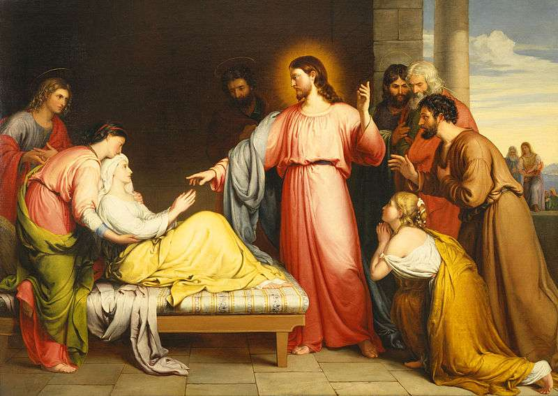 Were St. Peter and the Other Apostles Celibate?