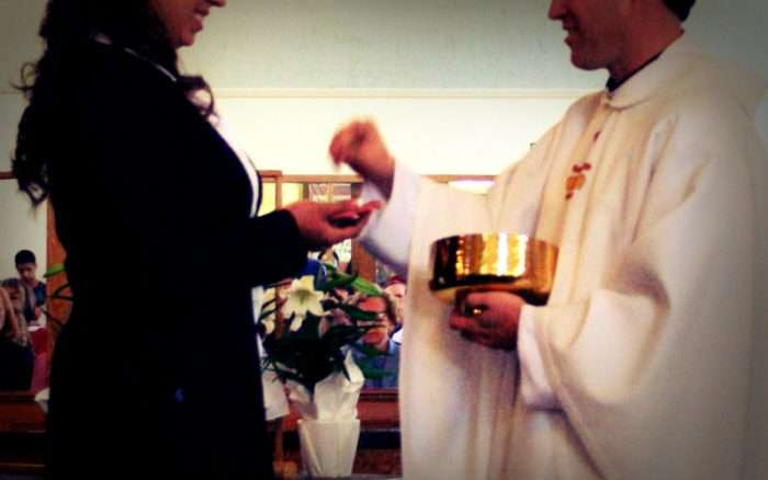 3 Ways Many Catholics Are Receiving the Eucharist Wrong
