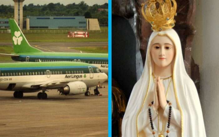 That Crazy Time a Hijacker Demanded JP2 Release the 3rd Secret of Fatima