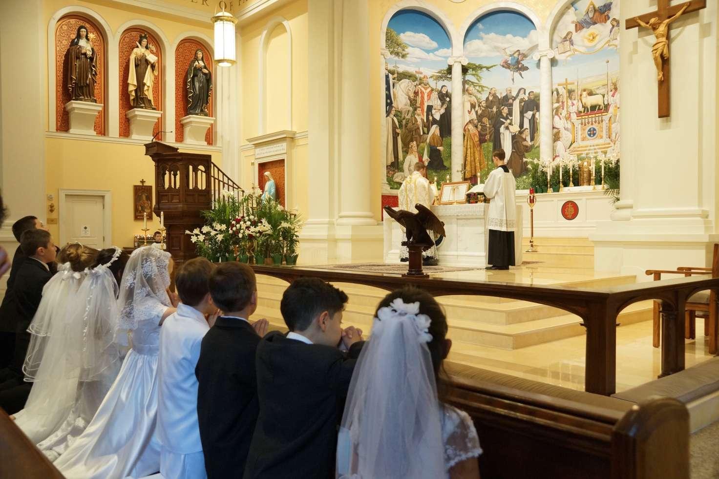 Keeping Your Kids Catholic