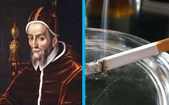The Pope Who Issued the World's First Public Smoking Ban, on Penalty of Excommunication