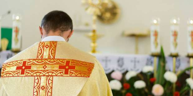 Before he was a priest, he had a great love