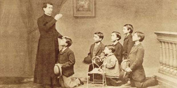 7 Saintly tips on how to discipline a child, from Don Bosco