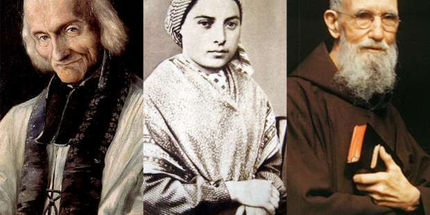 3 saints who probably had learning disabilities