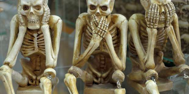 5 Prayers to pray when you're in fear of death