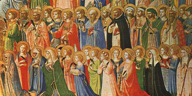 "7 ""All Saints"" days celebrated in November"