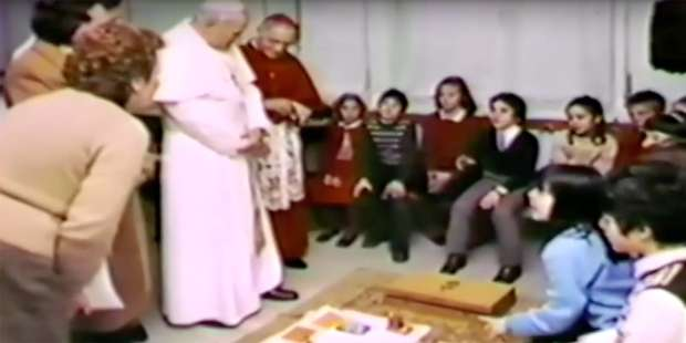 John Paul II said this was the most beautiful homily he ever saw