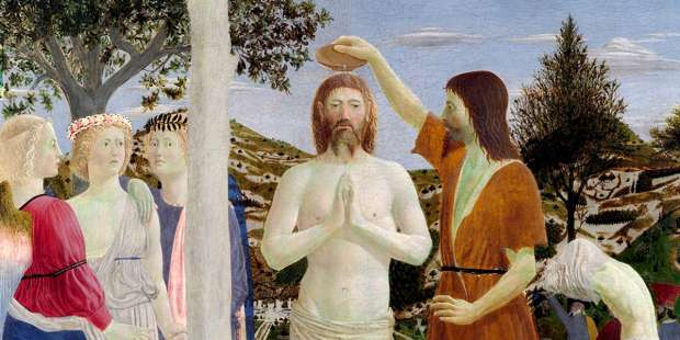 How was baptism practiced in the early Church?