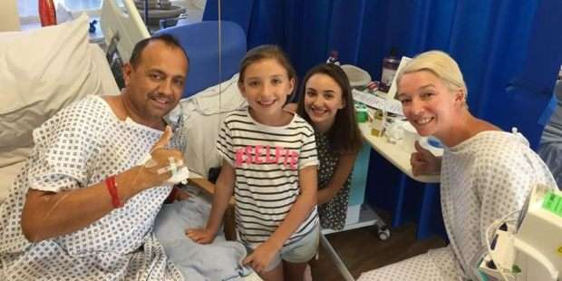 Woman donates kidney to ex-husband for the sake of their children
