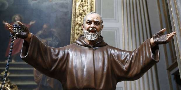 Padre Pio's secret weapon against the evils in the world today