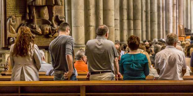 5 Kinds of people converting to Catholicism in the US today