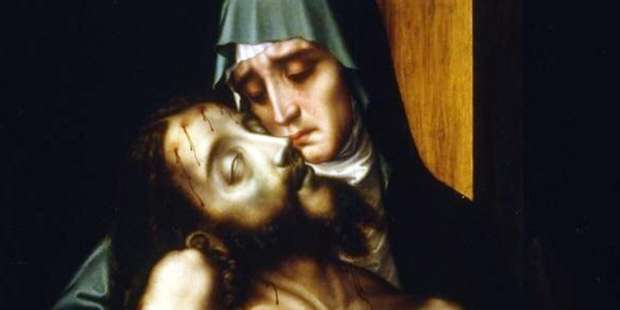 Turn to Our Lady of Sorrows with these short, moving reflections