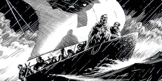 When an Irish monk rebuked the Loch Ness Monster