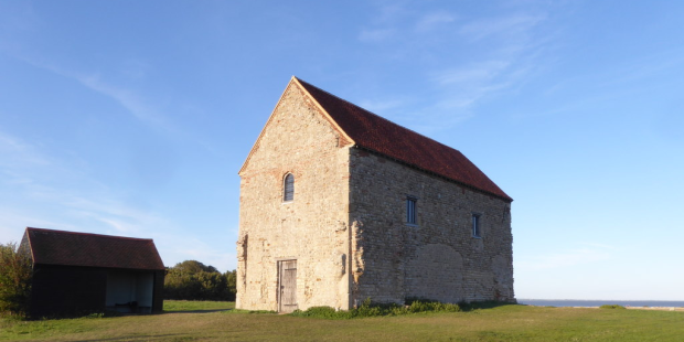 The story of St. Peter-on-the-Wall, one of the oldest churches in England