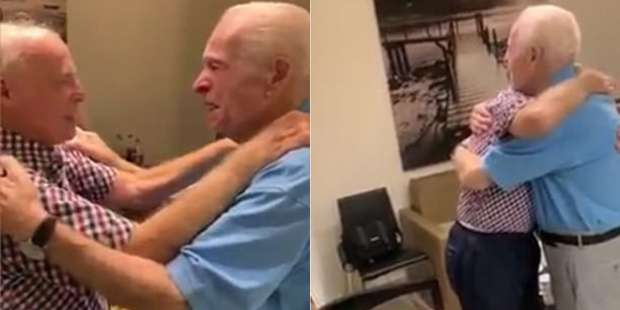 Cousins who thought each other had died during the Holocaust, reunite 75 years later