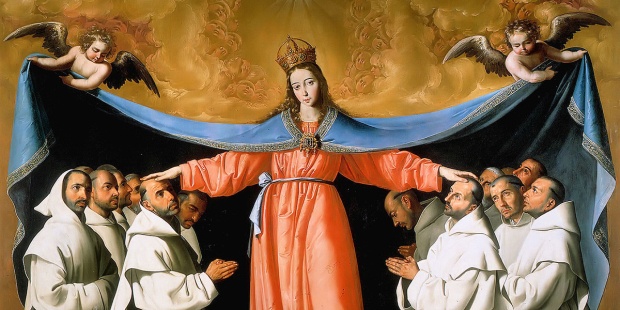 Increase your trust in God with this prayer to Our Lady of Mercy