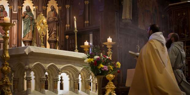 What to do about the 69% of Catholics who don't believe in the Real Presence