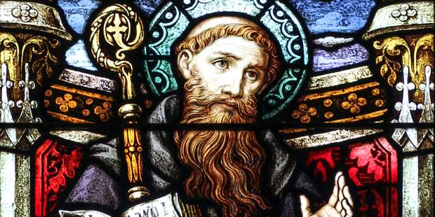 Why St. Benedict advised his monks to keep their prayers brief