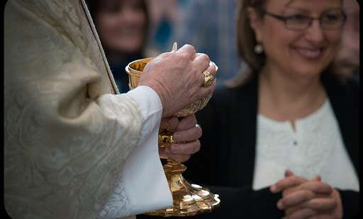 What Men Can Learn from the Eucharist