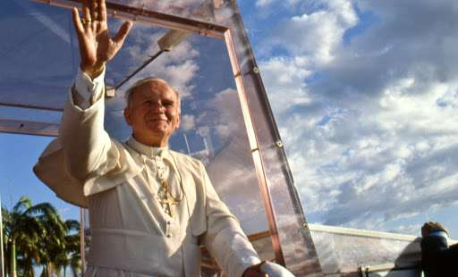 This is a prayer John Paul II prayed every day