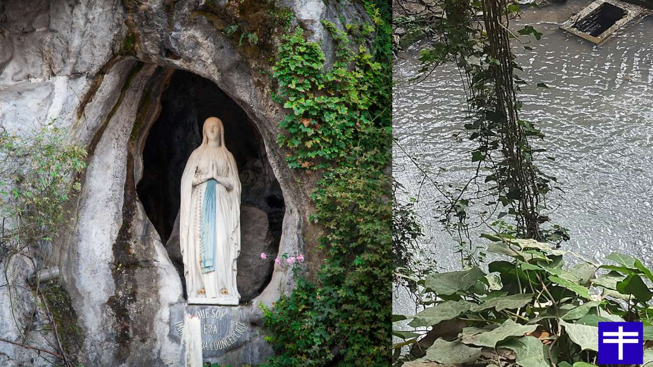 What's the secret behind the miraculous Lourdes water?