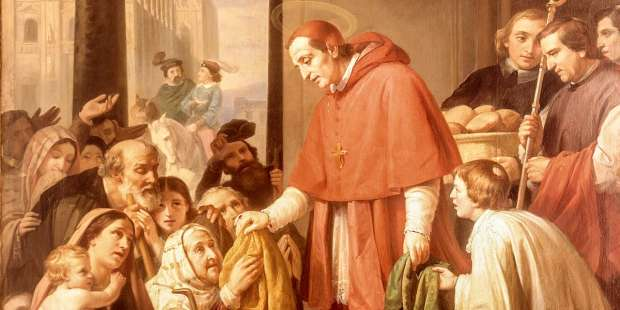 5 Inspiring quotes from St. Charles Borromeo