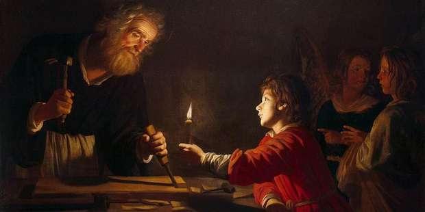 "Invoke St. Joseph's powerful intercession with this ""memorare"""