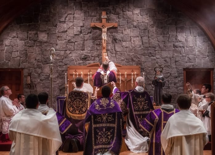 Here are the Seven Most Powerful Prayers of the Catholic Church
