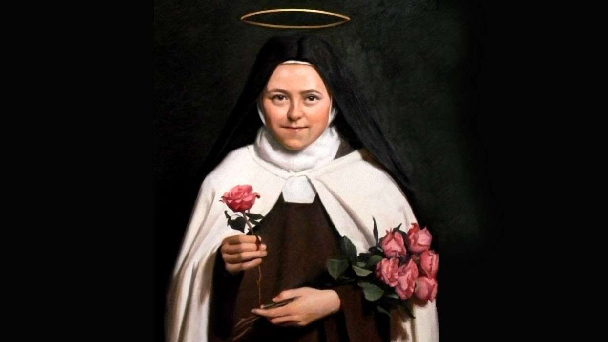 How an Anglican Priest Became Catholic when taught the true meaning of Christmas by St. Therese of Lisieux