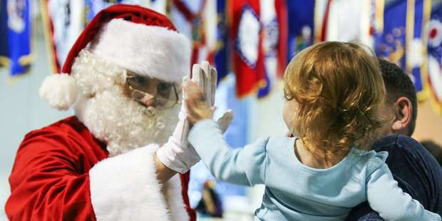 Should we encourage our children to believe in Santa?