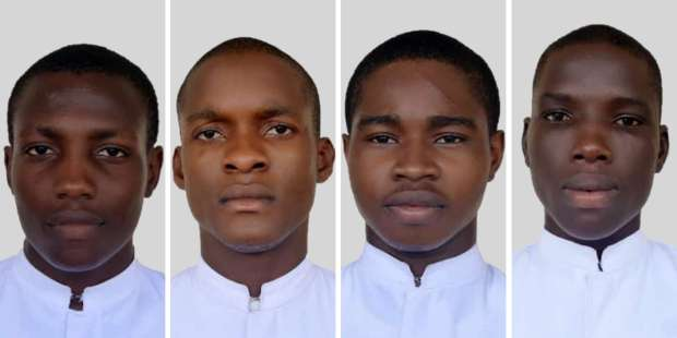 4 Nigerian seminarians abducted while on seminary grounds