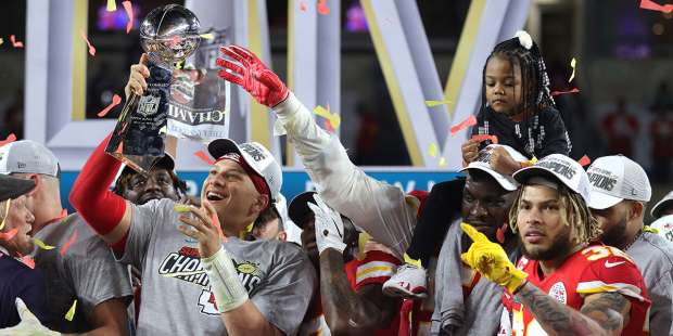 Super Bowl Champion Chiefs thank God for their victory