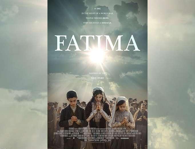 'Fatima' Movie to Open April 24 on 1,000 Screens
