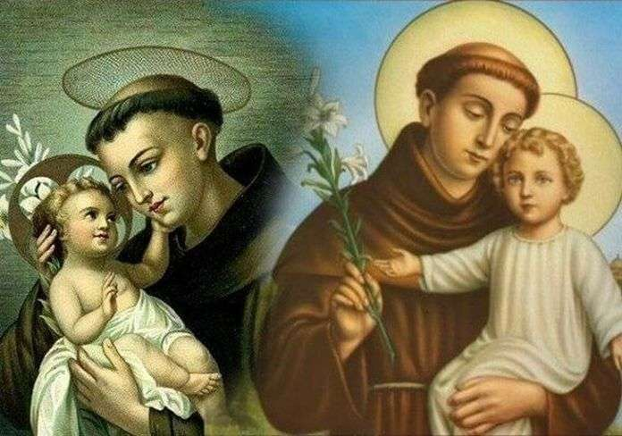 Prayer to Saint Anthony, Performer of Miracles