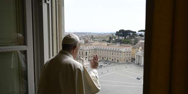 Pope Francis: Death does not have the last word, life does!