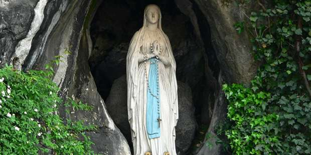PRAYER TO OUR BLESSED LADY OF LOURDES