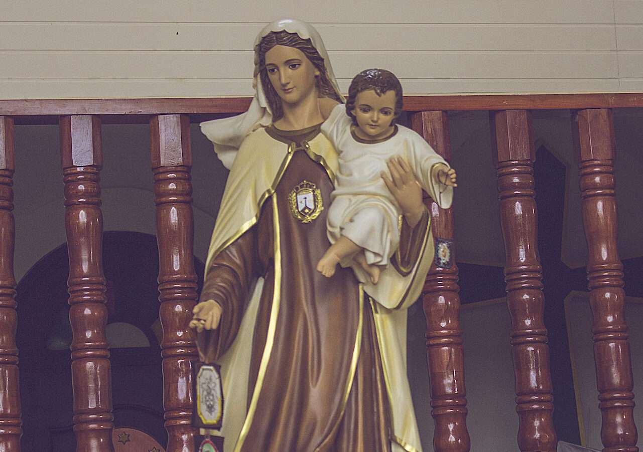 Mary, Our Lady of Surprises, Take Over! Prayer to Our Lady of Surprises, Mother of God