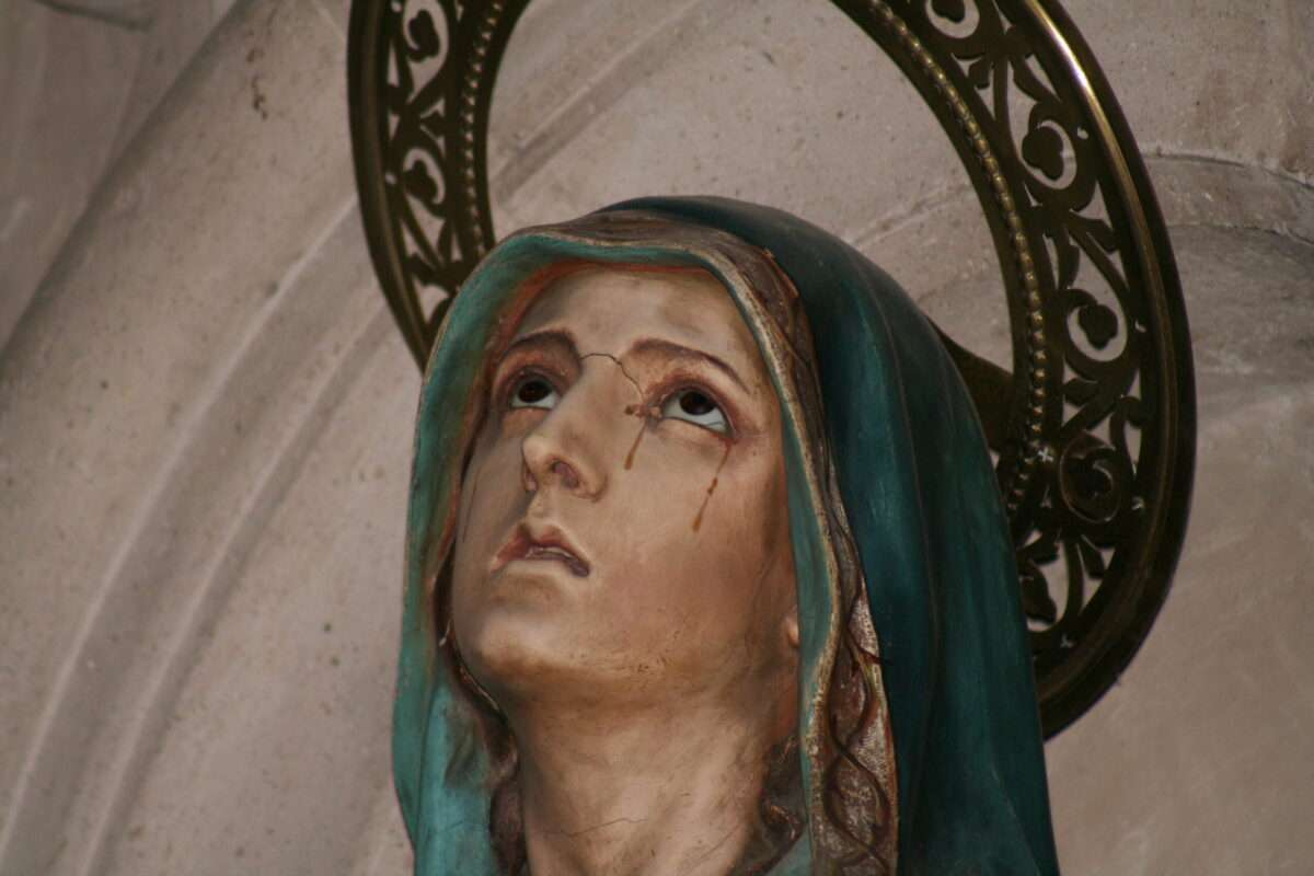 Prayers to Our Mother of Sorrow