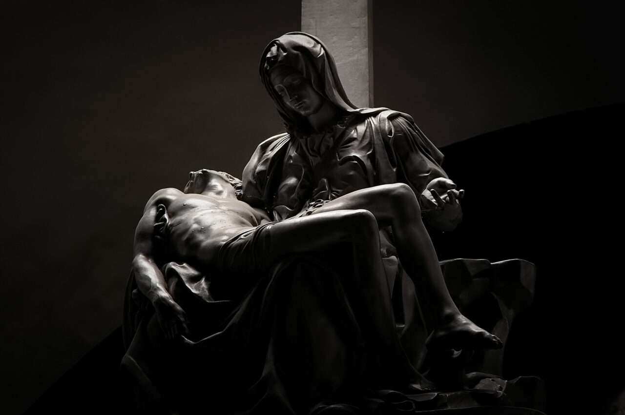 SEVEN PRAYERS TO HONOR THE SEVEN SORROWS OF THE BLESSED VIRGIN MARY