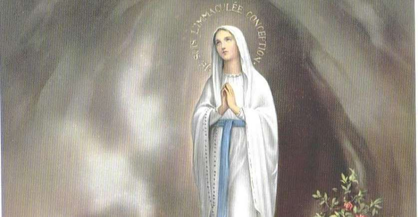 CHAPLET OF OUR LADY OF LOURDES