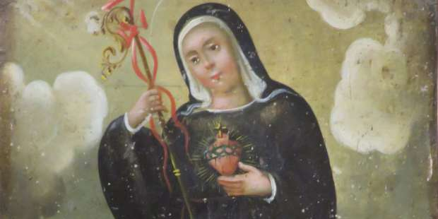 Pray St. Gertrude the Great's powerful prayer for the Holy Souls in Purgatory
