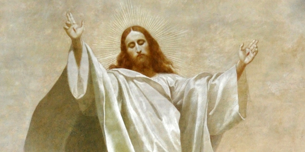 A brief and simple way to meditate on Jesus' ascension