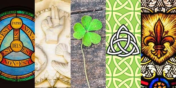 5 Ancient symbols of the Trinity